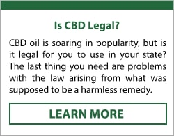 cannabidiol for pain management