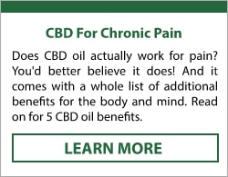 what does cbd do to you